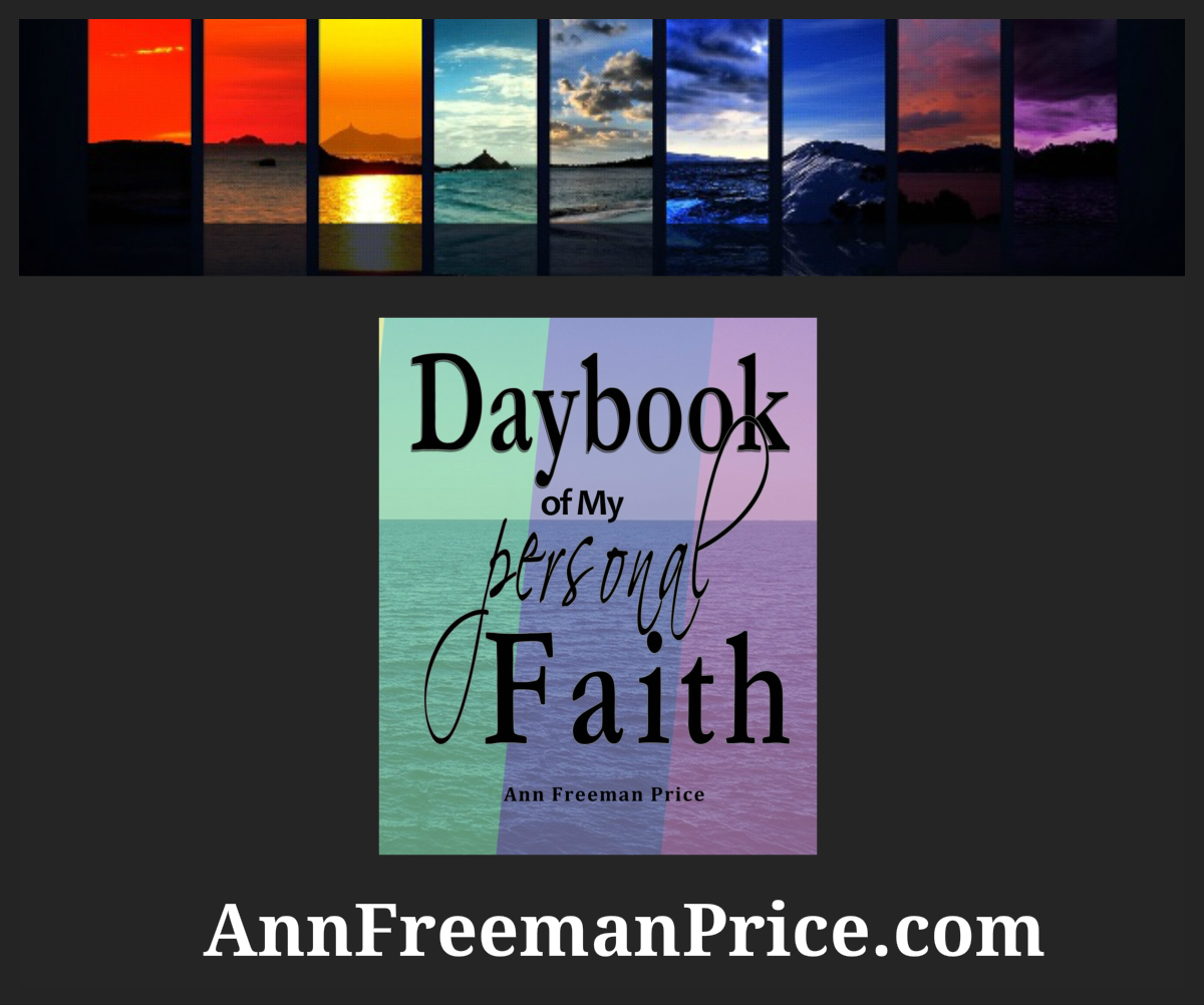 daybook of personal faith